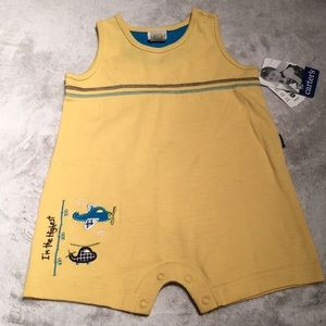 CARTERS KIDS ALL IN ONE OUTFIT, 12-18M, 24-26 lbs